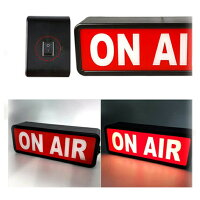 ONAIRライトオンエアーサインランプサイネージインテリア動画配信生放送Youtuberアメリカン雑貨