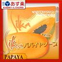 【あす楽対応】【天然パパイン酵素配合美容石けん】Silka PAPAYA シルカパパイヤソープ WH