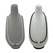 【ハーツネックレス】HEARTZハーツメビウスネックレス(ブラック・ホワイト)-簡単装着。ファッションを選ばないシンプルなデザイン【smtb-s】