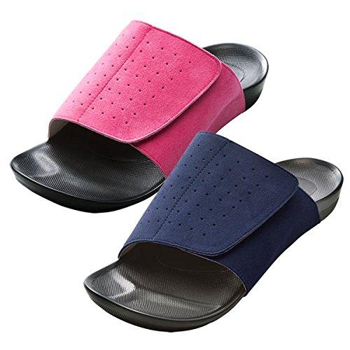 【株式会社AKAISHI】【アーチフィッター】アーチフィッター(ArchFitter) 601 (室内履き) - 履くだけで1日の疲れをほぐす。強力マッサージの室内履き【smtb-s】