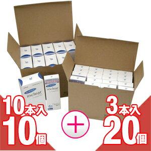 ◆インクリア(inclear)10本入り×10個 + 3本入り×20個 - 膣内を清潔に...