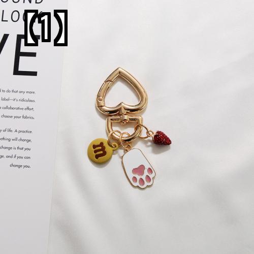 產品詳細資料,日本Yahoo代標|日本代購|日本批發-ibuy99|包包、服飾|包|箱包配件|ペンダント アクセサリー  キーホルダー ジュエリー ウサギ ミニサイズ かわいい