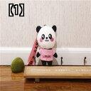 おしゃれ かわいい パンダ ぬいぐるみ 人形 ストラップ かばん アクセサリー 女性