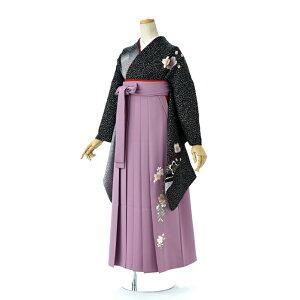 [Rental] Graduation Ceremony Hakama Rental Hakama Set [Female Hakama] [Kimono Rental] [Adult Ceremony] [Faculty Staff] [Teacher] [Solid Color] [Short Sleeves] [Hakama] [Full Costume Rental] [ Sandals] [Compatible with boot length] Cheap
