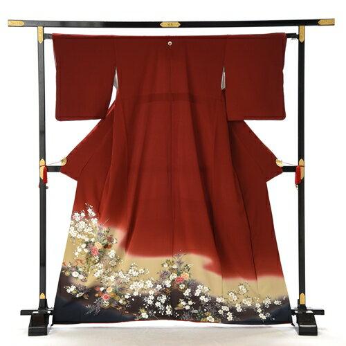 【レンタル】 色留め袖 レンタル 色留袖 着物レンタル 結婚式 親族・列席者 貸衣装 フルフル お呼ばれ
