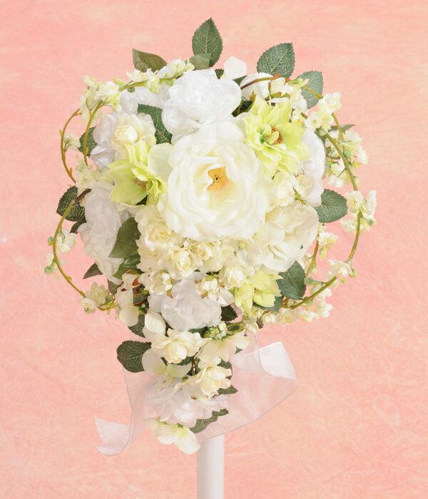 【ブーケ】【レンタル】【往復送料無料】【バラ】【ブートニア】【ヘッドドレス】【花嫁】【新郎】【結婚式】【ウェディングドレス】【花】