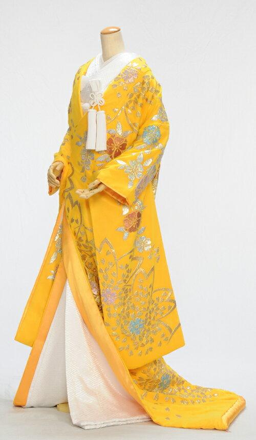 レンタル フルセットレンタル 色打掛レンタル 花嫁和装 花嫁衣裳 着物 着物レンタル 結婚式【貸衣装 フルフル】〔かしいしょう〕