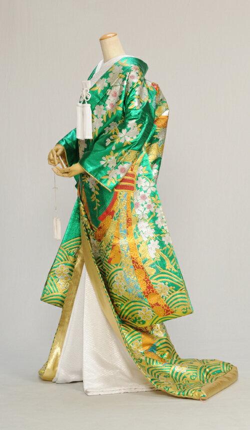 花嫁和装 花嫁衣裳 着物 レンタル フルセットレンタル 色打掛レンタル 着物レンタル 結婚式 貸衣装 フルフル かしいしょう