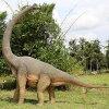 FRP振り向くブラキオサウルス