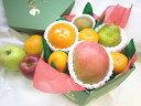 季節のフルーツギフト(六角形箱)4,980円♪  敬老の日 ...