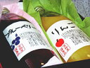 リンゴ&ブルーベリーのジュースセット2800円 敬老の日 母