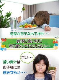 【送料無料】モリママの赤い青汁