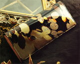 ●フルッティ ディ ボスコ● エナメル 財布 長財布 ALBA nightlamp silver(アルバナイトランプ シルバー)エナメル 財布 長財布 レディース レザー アートレザー 本革