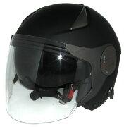 ハイクオリティ シールドジェットヘルメット