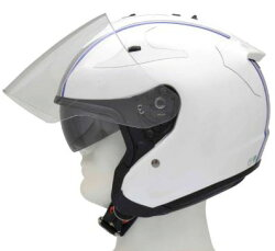 【コミコミ価格】ご注文後在庫確認となりますジェットヘルメットYJ-17DC取り寄せ品