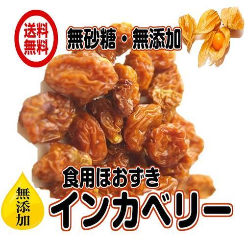 【送料無料】インカベリー(食用ほおずき)