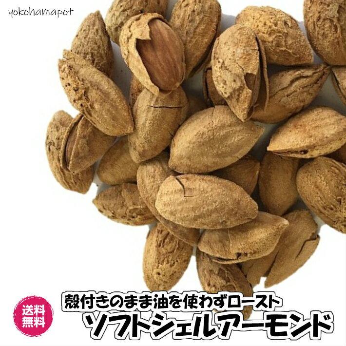ナッツ・木の実>アーモンド>殻付きアーモンド