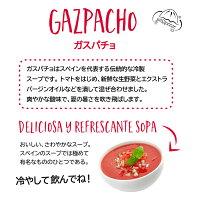 Gazpachoガスパチョスペインの伝統的な冷製スープ