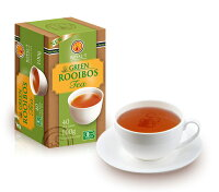 ROYAL-TロイヤルTグリーンルイボスティー有機ルイボス茶ティーバッグ2.5g×40袋4箱パック(400gr)