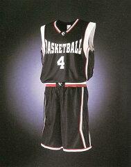 バスケットボールユニフォーム「コンバース」メンズゲームウェア上下【CVS24】一色マーク加工代...