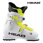 '17-18モデルHEADヘッドジュニア用スキーブーツ「Z1/ホワイト」606563
