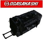 16オガサカOGASAKAスキーキャスターバッグ「トラベルBAGバッグ」