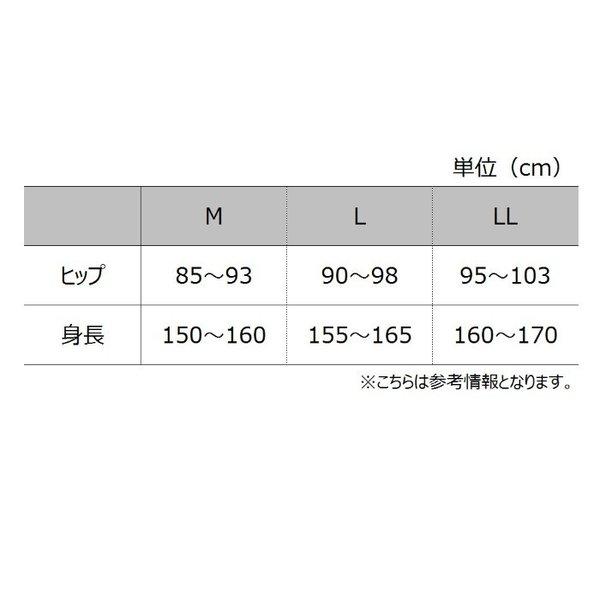 RIZAP 補正ボトム 3分丈 はくだけでヒップアップ ブラック 黒 (M-L・L-LL) 日本製 グンゼ ライザップ ポイント消化 ラッキーシール