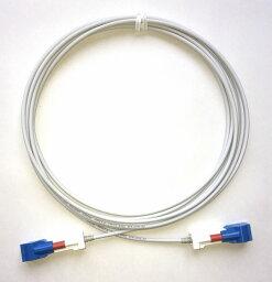 曲げに強い! 長尺 光ケーブル 耐圧 宅内配線 シャッタ式 SCコネクタ 3m 【FSSC-3M】 FTNET