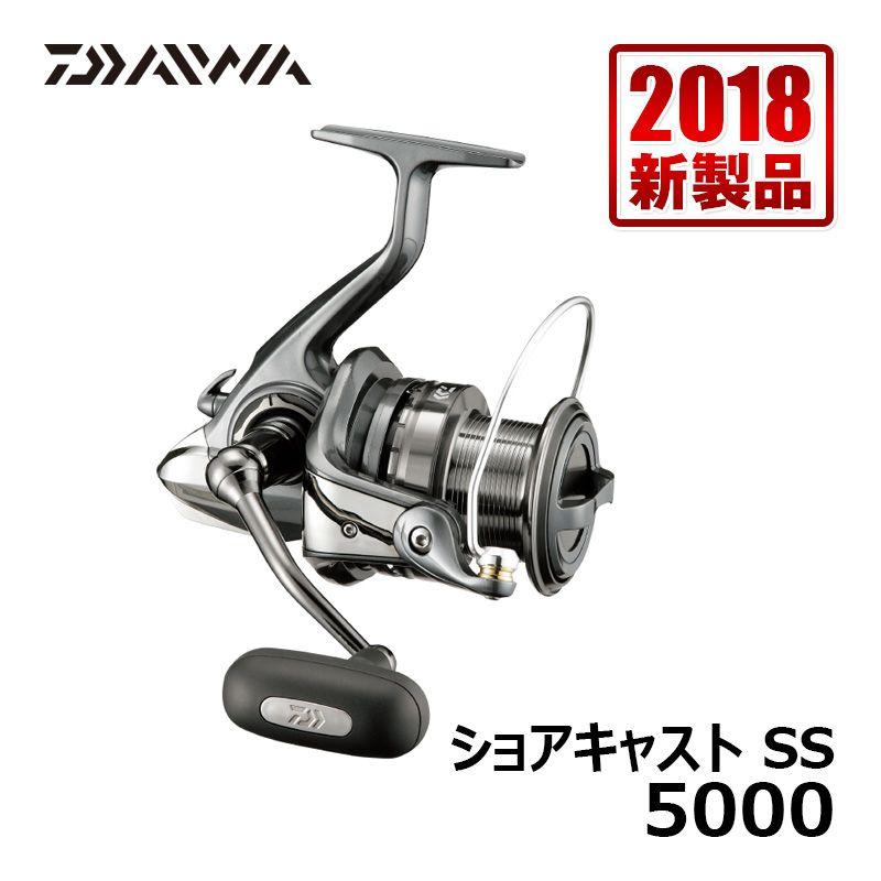 フィッシング, リール (Daiwa) 18SS 5000 5