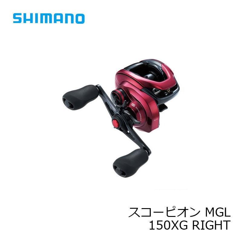 フィッシング, リール (Shimano) 19 MGL 150XG RIGHT