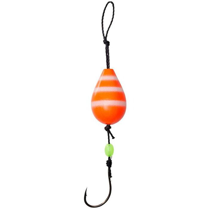 ダイワ(Daiwa) 穴釣り専科 アナヅリーSS 10号 オレンジゼブラグロー / 穴釣り ブラクリ ガシラ カサゴ アラカブ 【キャッシュレス5%還元対象】