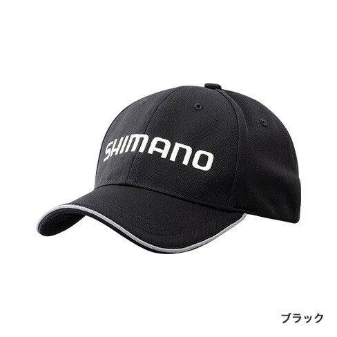 シマノ(Shimano) CA-041R スタンダードキャップ F ブラック 【釣具のFTO 10/20(火)は楽天カードでポイント最大8倍】