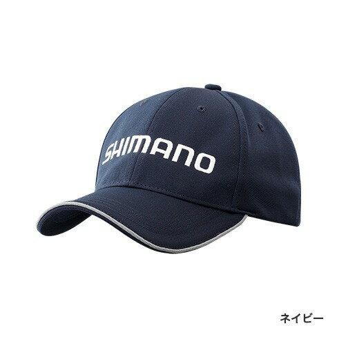 シマノ(Shimano) CA-041R スタンダードキャップ S ネイビー シマノ(Shimano) 帽子 刺繍ロゴ 【釣具のFTO 10/20(火)は楽天カードでポイント最大8倍】