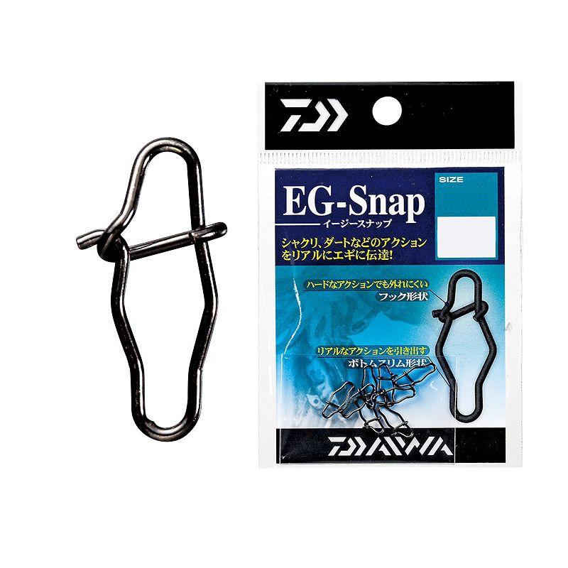 仕掛け, スイベル・スナップ (Daiwa) (EG SNAP) S