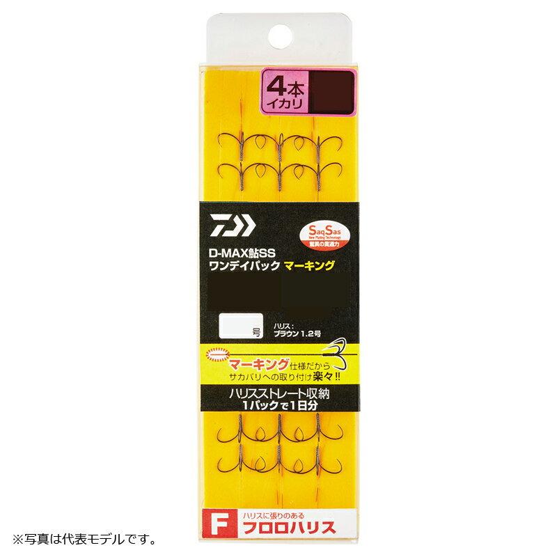 フィッシング, フック・針 (Daiwa) D-MAX SS 4 K 7.0