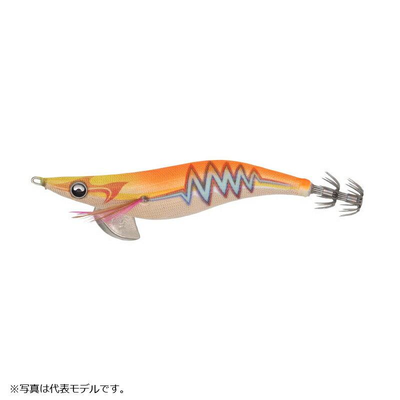 ヤマシタ エギ王 Q LIVE サーチ 3.5号 012 シトラスゴールド / エギ エギング お買い得 特価エギ 在庫限り画像