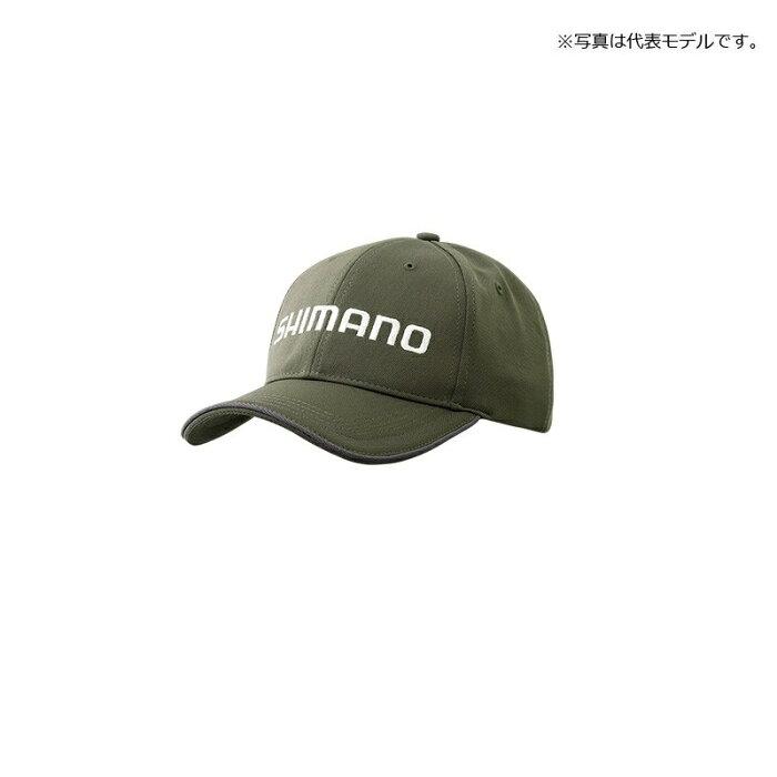 シマノ(Shimano) CA-041R スタンダードキャップ フリー カーキ / 帽子 キャップ 【釣具のFTO 10/20(火)は楽天カードでポイント最大8倍】