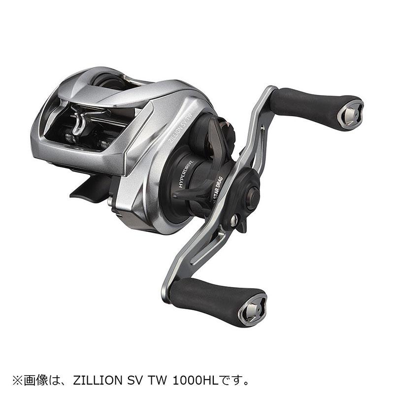 フィッシング, リール (Daiwa) 21 SV TW 1000XHL