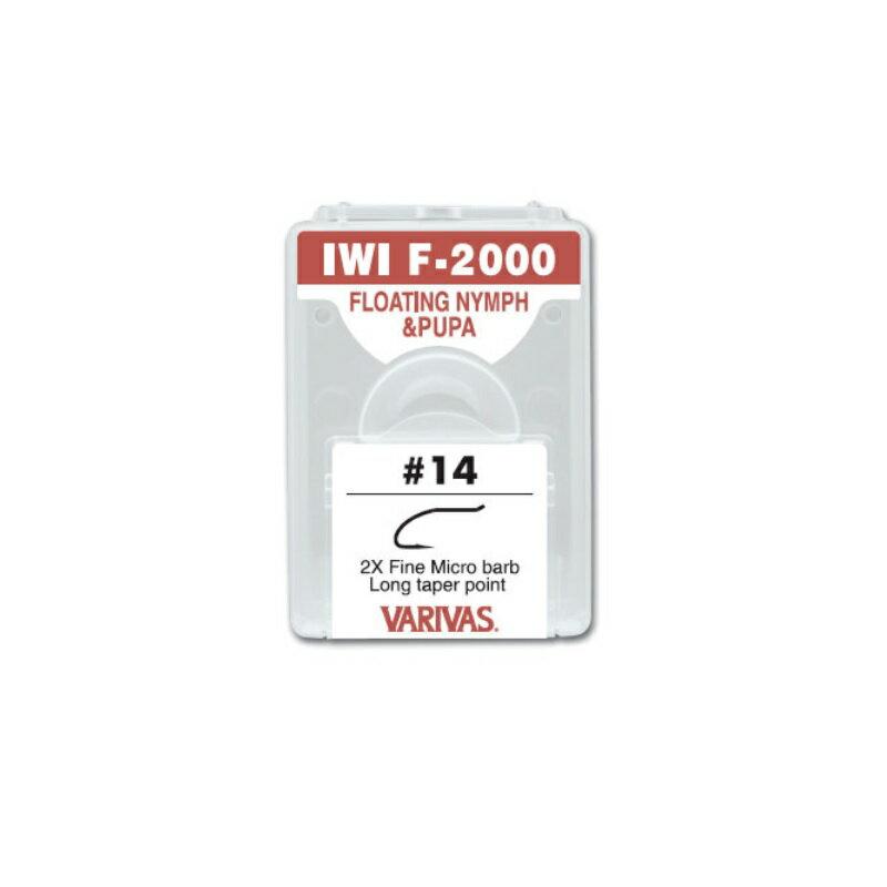 フィッシング, フック・針  IWI F-2000 14 FTO