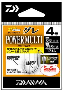 ダイワ(Daiwa) D-MAXグレSS パワーマルチ 8号