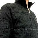 即納!【Be Ambition ビーアンビション 】ジップアップ長袖Tシャツ ユリ紋章スタッズ ロゴ刺繍 ふくれジャガード柄 ポロシャツ ブラック黒 大人カジュアル メンズファッション かっこいい おしゃれ バイカー ミリタリー ロック系 メンズ あす楽