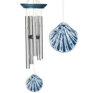 Seashore Chime Scallop (Listen available) SSS [Woodstock Chimes] Seashore Chime Scallop Wind Chime Wind Chime Wind Chime Feng Shui Healing Yoga Entrance