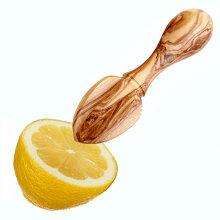 オリーブウッドレモン絞り