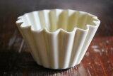 人気洋食器 ケーキ型 スイーツカップ (クリーム) おうちカフェ インスタグラム【SALE/fucca限定価格】