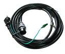 【トーヨーコーケン】電源コードユニット(5m)#295841(ベビーホイストTK-62用/TK-63用)