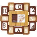 【メーカー取寄】【ベビーギフト】LADONNA(ラドンナ) / ベビーフレーム / 12ヶ月フレーム / DF54-130 / ベビーギフト / フォトフレーム / 写真立て / 複数枚 / 出産祝い / 誕生記念【ギフト包装、のし対応不可】七五三 記念 写真 #300#