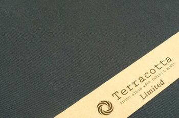 Terracotta【テラコッタ】シリーズナカバヤシ/1PLポケットアルバム/L判3段/レッドTER-L3P-140-R