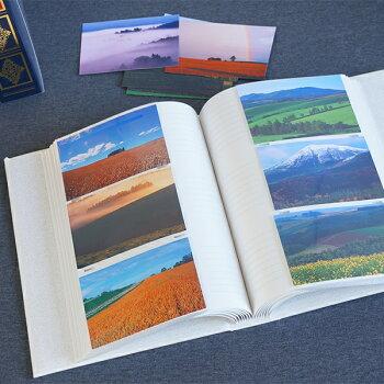 【お買い得価格!】ナカバヤシ1PLポケットアルバムヴァース1PL-152-Rレッド・写真・左側の商品になります。フォトアルバム写真