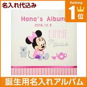 フエルアルバム プラコート ベビーミニー アルバム Disneyzone ディズニー マタニティ 赤ちゃん