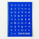 【東京2020公式ライセンス商品】【メール便対応】 A5ノー